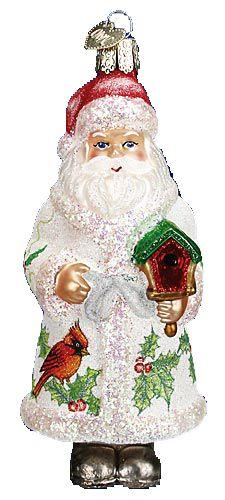 Merck Familys Old World Christmas Ornaments Santas Page 4