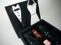 lembrancinha para padrinhos de casamento vinhos - Pesquisa Google