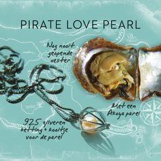 Pirate love pearl - #applepiepieces pin to win! :D