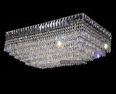 Crystal Flush Mounts_Zhongshan Sunwe Lighting Co.,Ltd. We specialize in making swarovski crystal chandeliers, swarovski crystal chandelier,swarovski crystal lighting, swarovski crystal lights,swarovski crystal lamps, swarovski lighting, swarovski chandeliers.