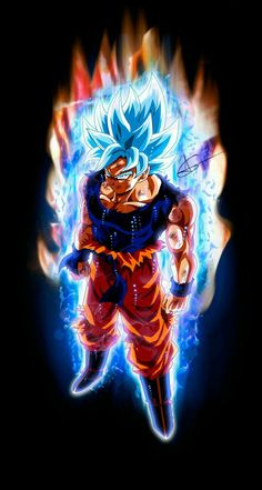Discover Ideas About Goku Wallpaper