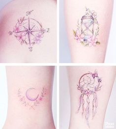 creative inspiration for feminine and delicate tattoo many ideas - diy tattoo project Mini Tattoos, Body Art Tattoos, New Tattoos, Small Tattoos, Sleeve Tattoos, Tigh Tattoo, Mädchen Tattoo, Tattoos For Daughters, Sister Tattoos