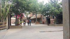 A quiet western street in Buena Park.