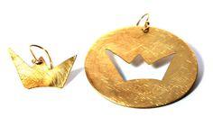 Gold Corona by Dimiourgo on Etsy