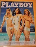 Playboy + September 2007 + Zeitschrift + Kristin Boese + Theresa Klein