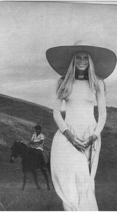 Gunilla Lindblad, Vogue 1971.