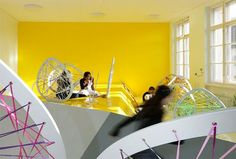 Escuela Elemental Erika Mann II / Erika Mann Elementary School II - Archkids. Arquitectura para niños. Architecture for kids. Architecture for children.