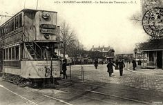 Image Nogent Sur Marne, Ville France, Bowling, Images, Street View, Paris, Places, Antique Post Cards, Montmartre Paris