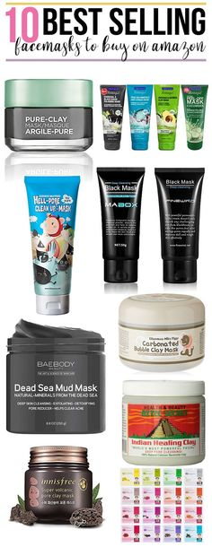 Face&body masks to buy