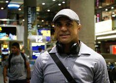 Blog Esportivo do Suíço:  Vitor Belfort chega a Las Vegas para o combate contra Chris Weidman