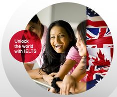 IELTS unlocks opportunities for study and work across the English speaking world