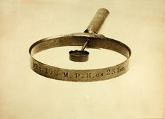 World War One by San Diego Air & Space Museum Archives, via Flickr. Gun sight.