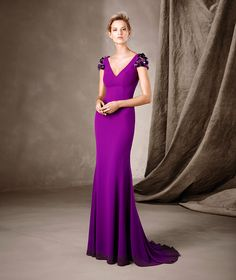 CECILIA - Vestido largo estilo sirena Pronovias