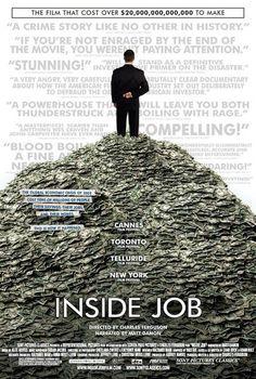 INSIDE JOB / Dentro il lavoro (FEATURE FILM)