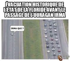 Évacuation historique... image drole humour
