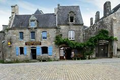 Locronan, Bretagne