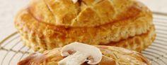 Petites tourtes aux champignons de Paris Charcuterie, Pie Co, Kfc, Cookies Et Biscuits, Apple Pie, Bread, Quiches, Mini, Desserts