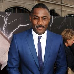 Idris Elba Had the Perfect Response to People Who Don't Want a Black Bond