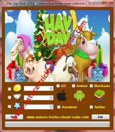 Hay Day Triche Code de Tricherie pour iOS – Android ou PC.[pièces, diamants, niveau]