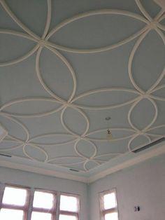 Ornamental Plaster Works - Northern Virginia | Ceilings
