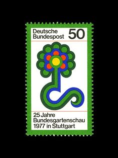 on a cold November day see this stamp and grasp the nuances could warms the soul #germangraphicdesign #germanstamp