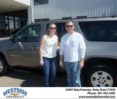 #HappyBirthday to Anna Garrison from Terard Jackson  at Westside Chevrolet!