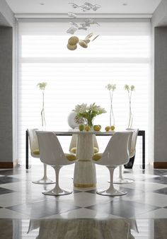 12 Top Ideias to Modern Classic Dinning room Interior Design 12 Top Ideas to Modern Classic Dinning room Interior Design Top Ideen zu Modern Classic Esszimmer Innenarchitektur 3 Modern Dining Room Tables, Dining Table Design, Dining Room Sets, Round Dining Table, Dining Room Furniture, Dining Chairs, Room Chairs, Furniture Sets, Modern Table