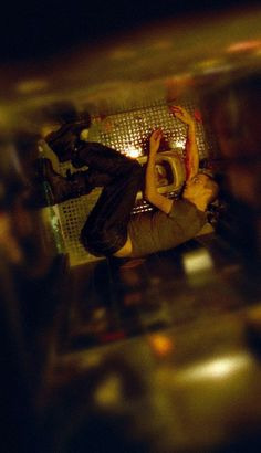 "Nathaniel Brown in  ""Enter the Void"" (2009)"