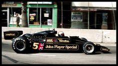 Long Beach Mario Andretti Lotus 78