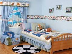 Amazing Painting Ideas for Boys Rooms