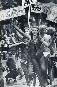 Hippies 1969