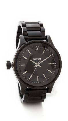 Nixon Facet Watch