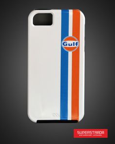 gulf.hu/?utm_content=buffer504e0&utm_medium=social&utm_source=pinterest.com&utm_campaign=buffer Oil Company Logos, Old Gas Stations, Le Mans, Diecast, Stripes, Racing, Phone Cases, Iphone, Porsche