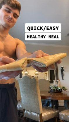 Quick Easy Healthy Meals, Easy Eat, Healthy Breakfast Recipes, Healthy Cooking, Cooking Recipes, Healthy Chicken Recipes, Healthy Snacks, Healthy Salad Recipes, Healthy Drinks