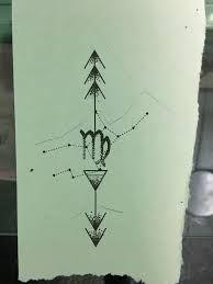 Resultado de imagen de virgo zodiac sign tattoo