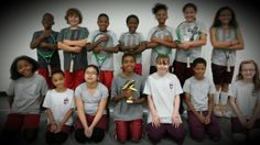 Toledo Preparatory and Fitness Academy would like to congratulate Mr. Allen's 5th grade class for receiving the Golden Shoe for the week of March 9th.  Students have been working hard to improve their scores on iTennis assessments throughout the year.  Results have shown not only that they have improved their scores but game play has become more competitive as well.  Keep up the great work 5th grade!