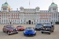 Jaguar Land Rover Celebrates 60 Years of Automotive Innovation Jaguar Land Rover, Horse Guards Parade, Landrover, Automotive News, Pictures Of The Week, Land Rover Defender, Range Rover, Amazing Cars, San Juan