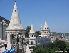 Budapest – Fishermans bastion, 1945, Hungary, Soviet troops
