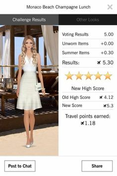 """Look by Mariana Brasil  for Monaco Beach Champagne Lunch 5 stars Covet Fashion - Jet Sets (Summer 2015) ----------------------------------------------------------------- Look por Mariana Brasil para evento """"Monaco Beach Champagne Lunch"""" 5 Estrelas Covet Fashion - Jet Sets (Summer 2015)"""