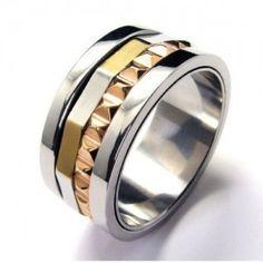 gear ring for men