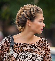 cute braid hair | Hairstyles and Beauty Tips