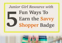 5 Fun Activities To Earn The Junior Savvy Shopper Badge Girl Scout Swap, Girl Scout Leader, Girl Scout Troop, Brownie Pet Badge, Cadette Girl Scout Badges, Science Of Happiness, Girl Scout Juniors, Brownie Girl Scouts, Girl Scout Crafts