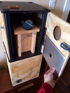 ideas diy wedding photo booth printer fun for 2019 Photo Booth Box, Photo Booth Printer, Photo Booth Business, Diy Wedding Photo Booth, Photo Boxes, Photo Booth Props, Wedding Photos, Home Made Photo Booth, Photobooth Idea