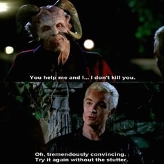 Image result for Buffy the Vampire Slayer Spike funny