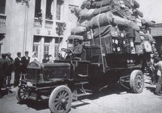 EL FLETERO ( (Foto Año 1913 ) Tango, Antique Cars, Monster Trucks, Adventure, Pets, Vehicles, Travel, Animals, Hilarious