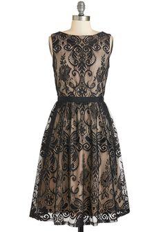 Flair for Fastidious Dress | Mod Retro Vintage Dresses