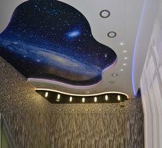PVC stretch ceilings