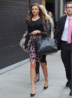 chic pencil skirt outfits | Chic and Silk: GET INSPIRED: Pencil Φούστα. Από Office Look ...