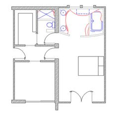 30 39 X 18 39 Master Bedroom Plans Extra 2 A Linen Closet
