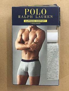 Polo Ralph Lauren Men'S Woven Boxers 3-Pack